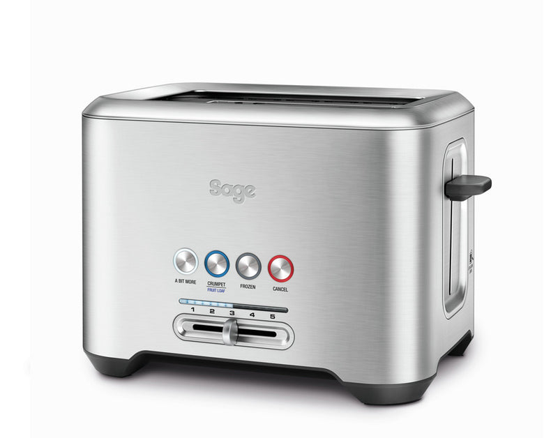 the Bit More® Toaster 2 Slice