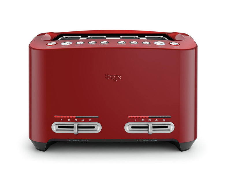 The Smart Toast 4-Slice Toaster™