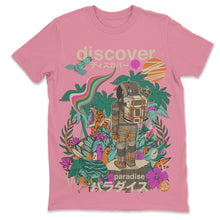 "Load image into Gallery viewer, ""Discover Paradise"" - T Shirt"