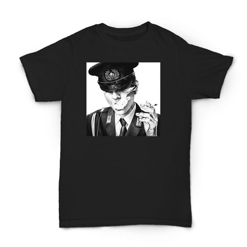 """Joint Police"" Collab with Shohei Otomo & Taimado Japan- Short Sleeve T Shirt"