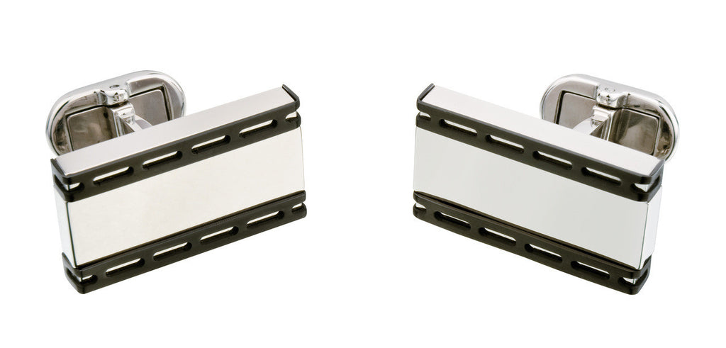 CSS04 stainless steel cufflinks