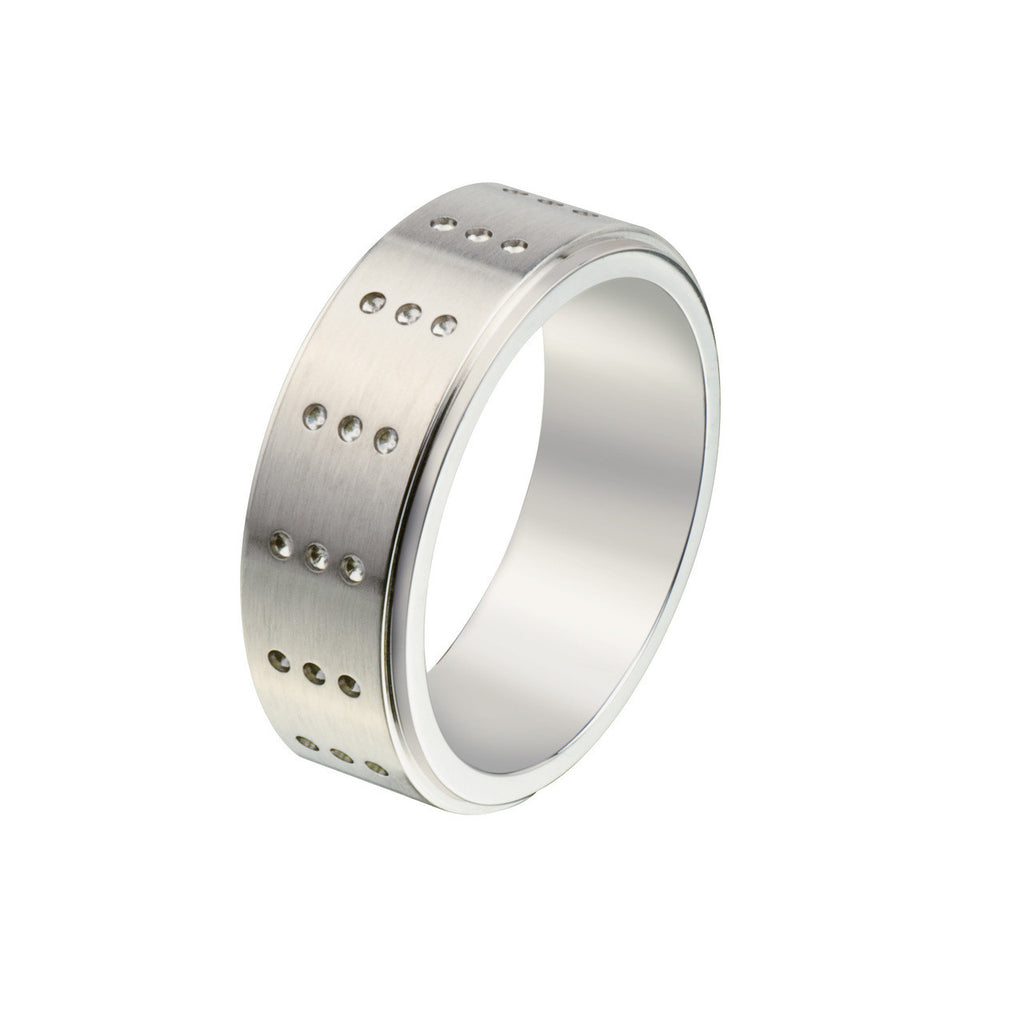 RSS03 Stainless steel ring