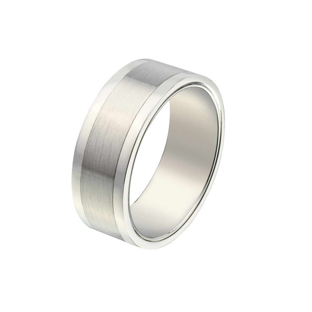 RSS09 stainless steel ring