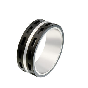 RSS07 stainless steel ring
