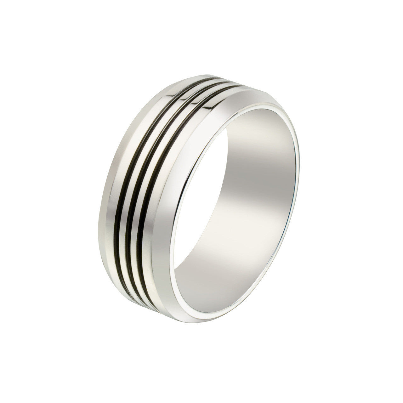 RSS10 stainless steel ring