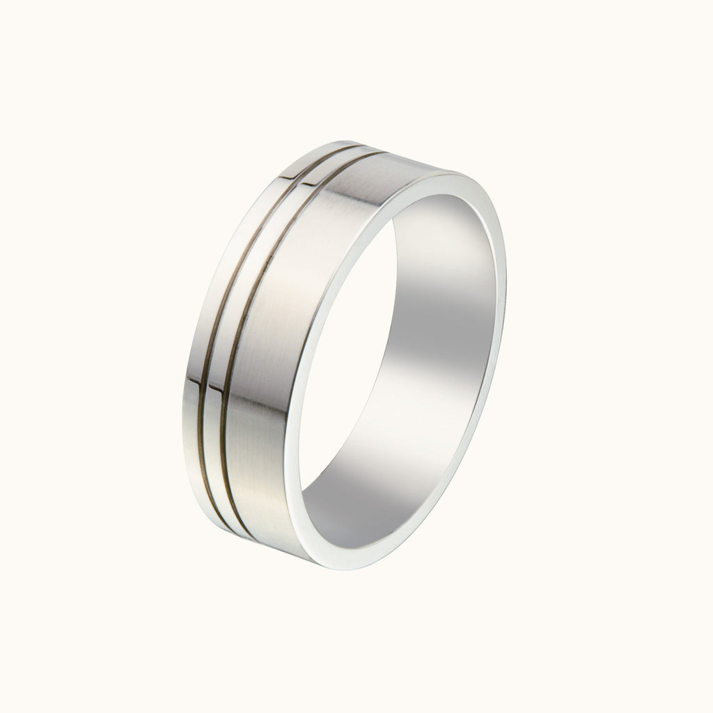 RSS12 stainless steel ring