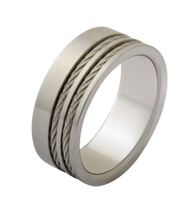 RSS14 stainless steel ring