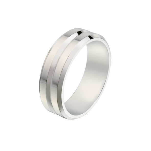 RSS11 stainless steel ring