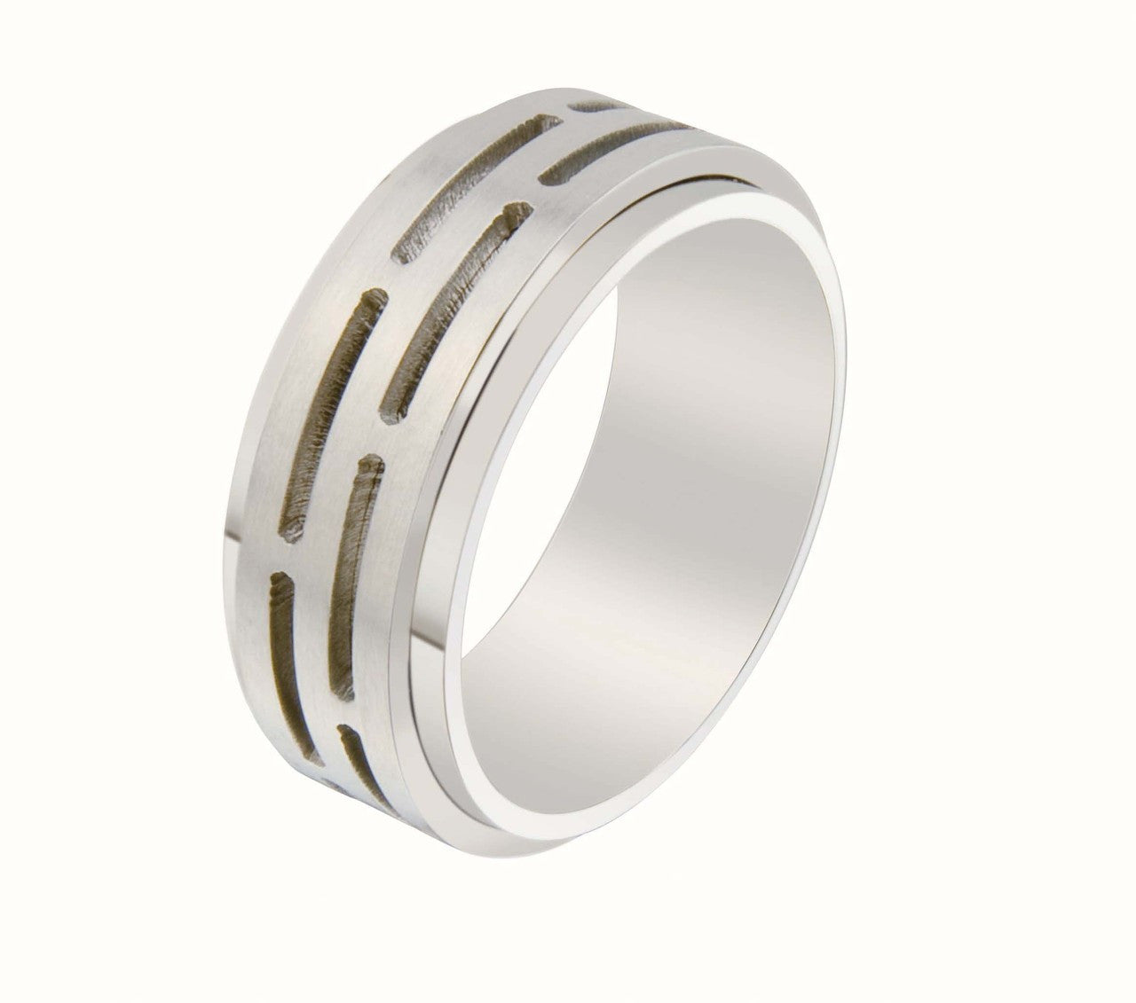 RSS16 stainless steel ring