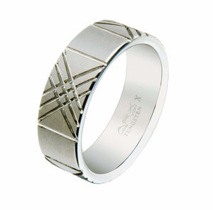 RTU02 Tungsten ring