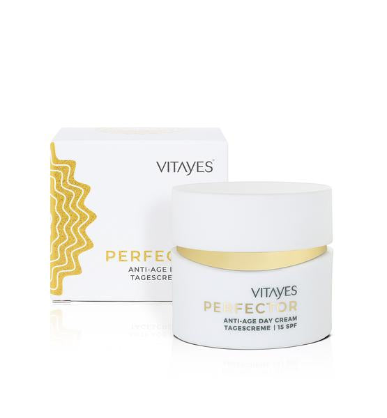VITAYES Perfector - Anti-Age Day Cream - Tagescreme (Vanishing Cream) - 15 SPF Sunscreen-Cosmetics-Vitayes USA - Reseller Store-Vitayes USA - Reseller Store
