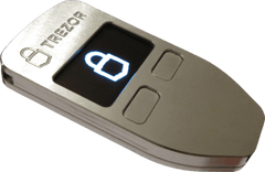 Buy TREZOR Bitcoin Hardware Wallet in India at ninjadodo.com