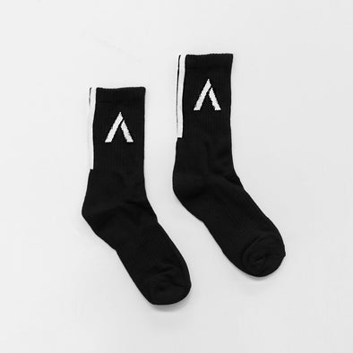 MID HEIGHT SOCK - BLACK