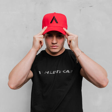 A-FRAME CAP | RED