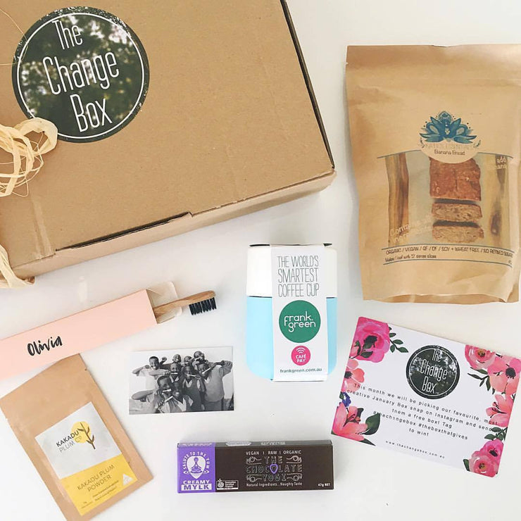 Bimonthly Change Box Subscription