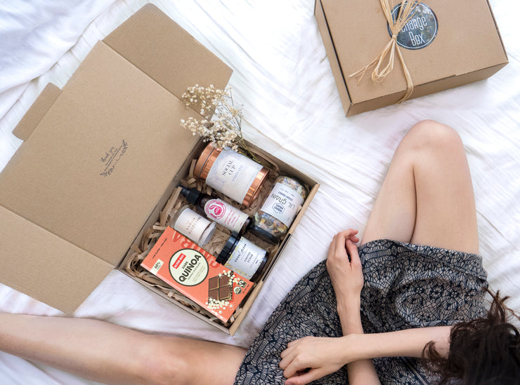 Gift subscription and free shipping -12 months