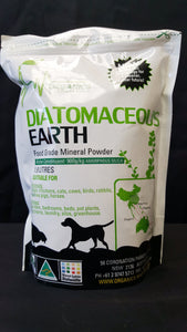 Diatomaceous Earth ( food grade) 500g