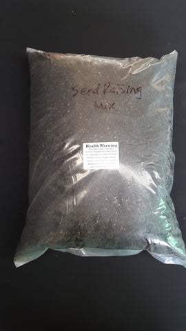 Greenlife soil company seed raising mix