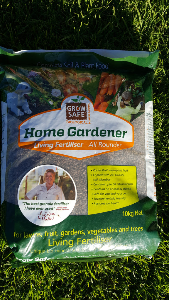 Grow Safe Home Gardener 10kg