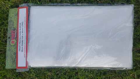 Fruit protection sleeve 30 x 90 cm 5 pk