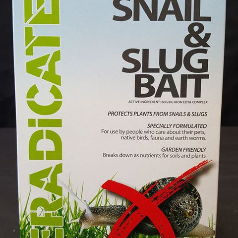 Eradicate snail and slug bait 500g