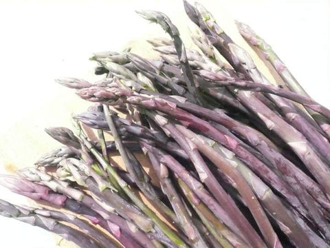 Asparagus - Sweet purple
