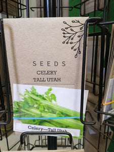 Celery-Tall Utah seed packet