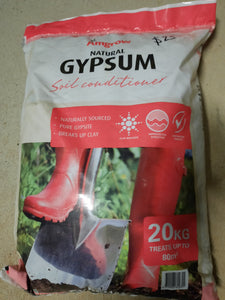Gypsum Soil Conditioner 20 kg