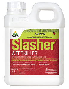Slasher weedkiller 1L (Certified organic )
