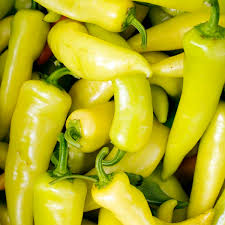Capsicum - Hungarian Sweet Wax