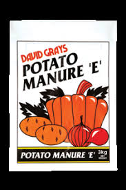 David Grays Potato Manure 3 Kg