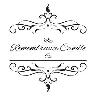 A range of beautiful remembrance storage containers in the form of a large candle.