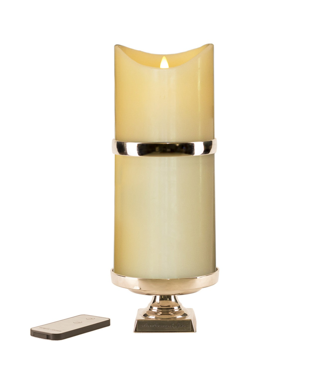Remembrance Storage Candle