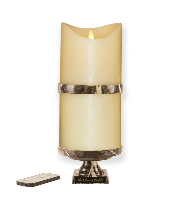 Medium Remembrance Storage Candle Co