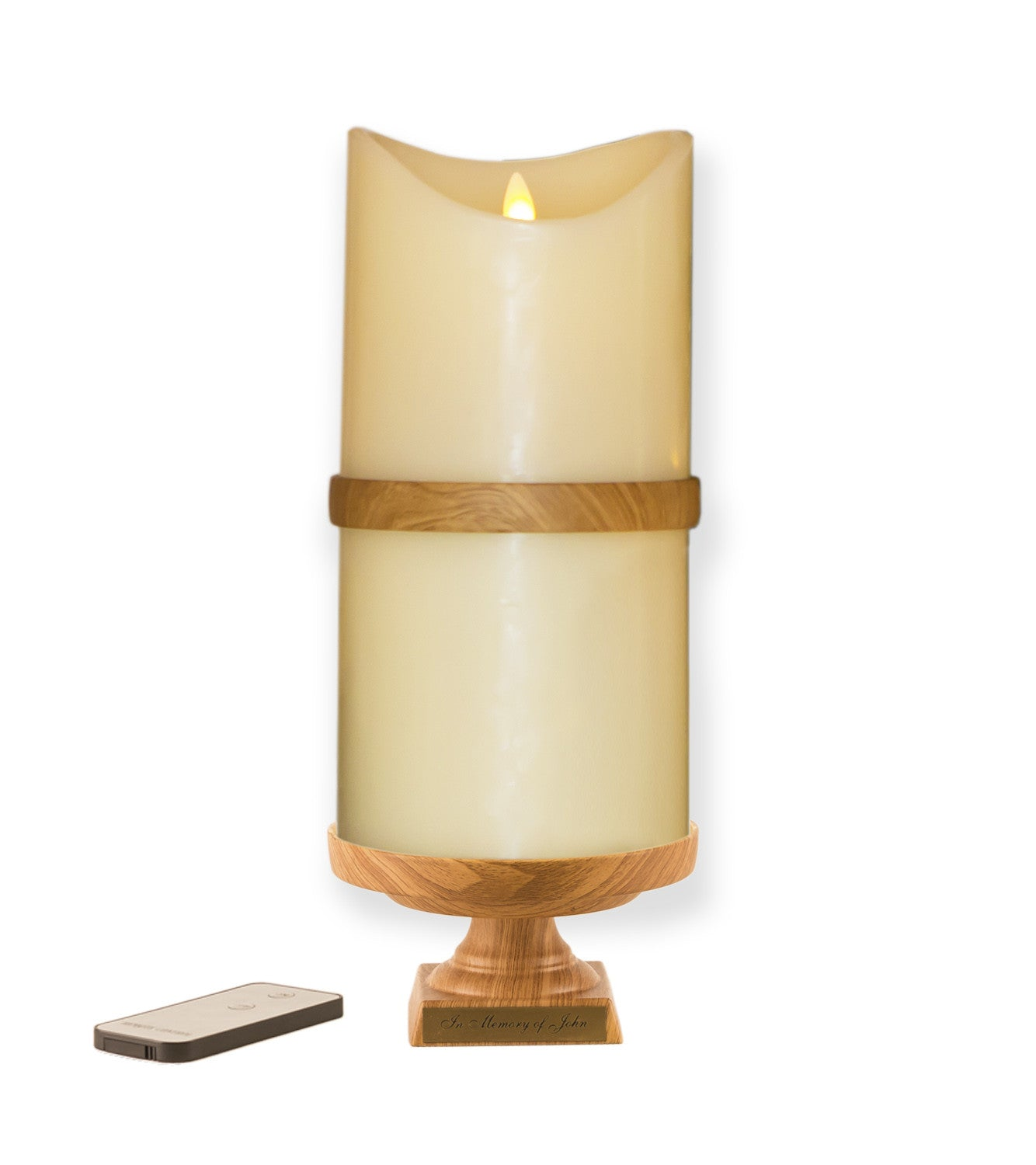 Large Remembrance Storage Candle Co