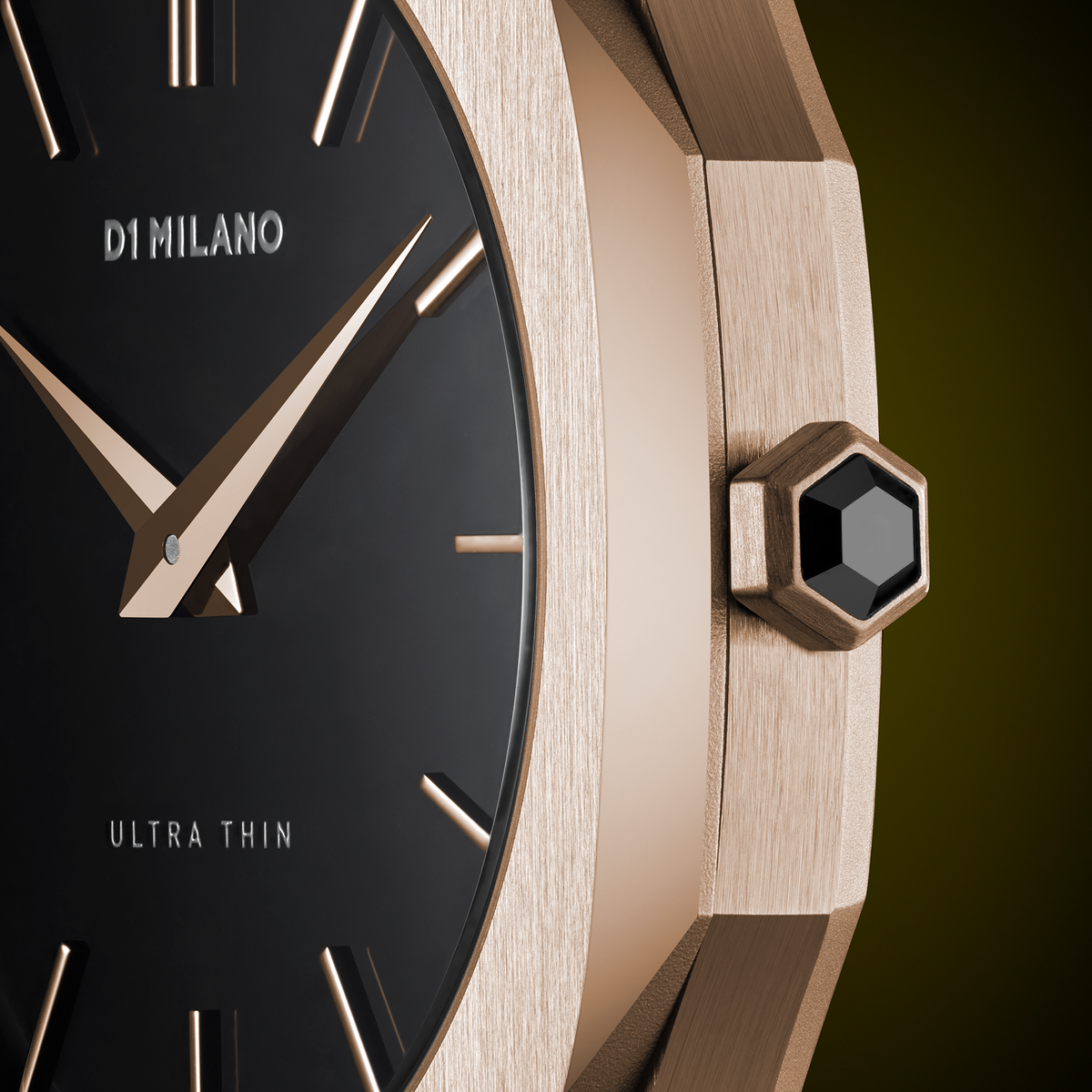 D1 MILANO UTNJ03 Ultra Thin Nylon 40mm