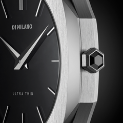 D1 MILANO UTNJ01 Ultra Thin Nylon 40mm