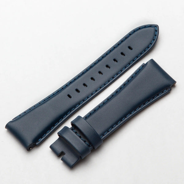 STR MSTR SB240LB Blue Leather Strap