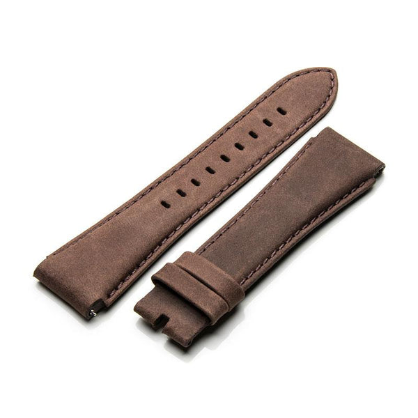 STR MSTR SB207LB Brown Leather Strap