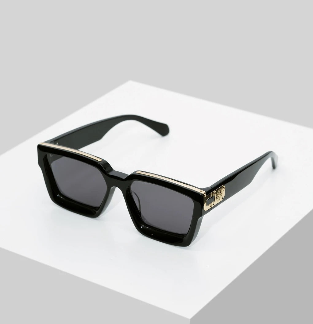 GC Sunglasses Baller 01 Black/Gold