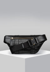 GC Belt Bag Croco Embossed