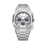 D1 MILANO CHBJ03 Chronograph 41.5mm Charcoal Grey