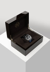 GC Watch Case CL44 Silver Blue