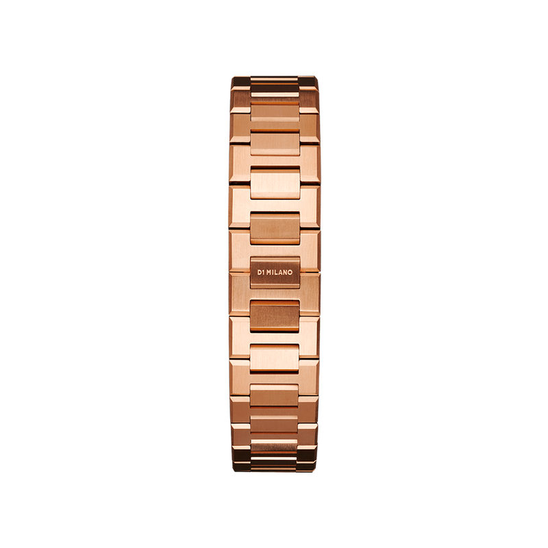 STR D1 Milano UT40BR03 Rose Gold Band