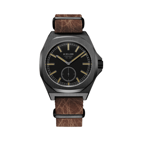 D1 MILANO MTLJ01 Veteran Commando 38mm