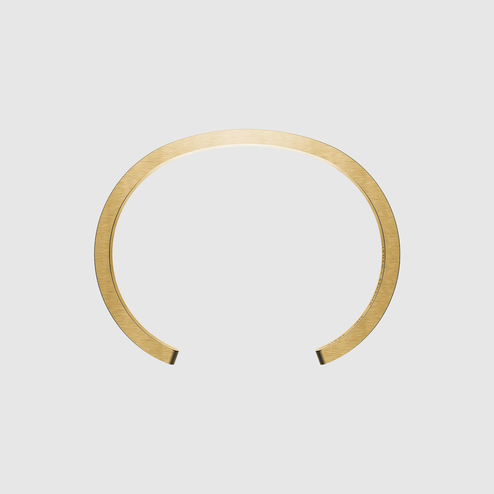Corniche Women's Bracelet in Yellow Gold