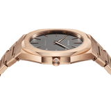 D1 MILANO UTBJ08 Haze Ultra Thin Bracelet 40mm