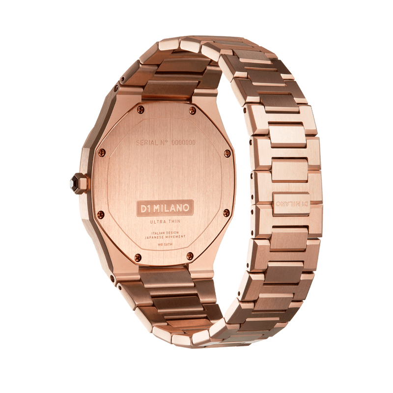 D1 MILANO UTBU02 Forest Ultra Thin Bracelet 38mm