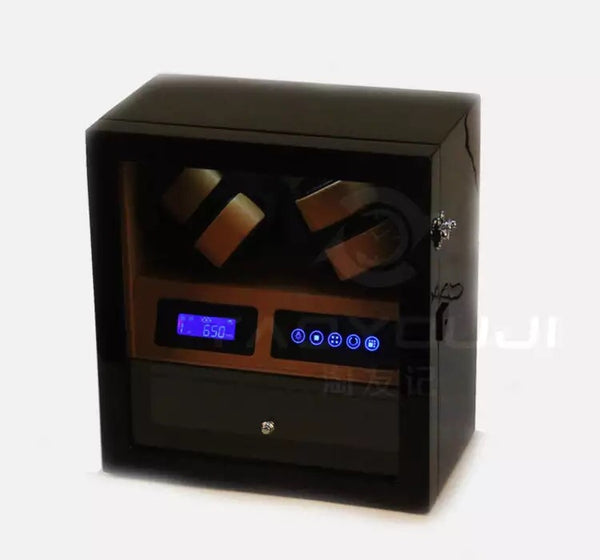 WB - Watch Winder LED 4-5 Brown