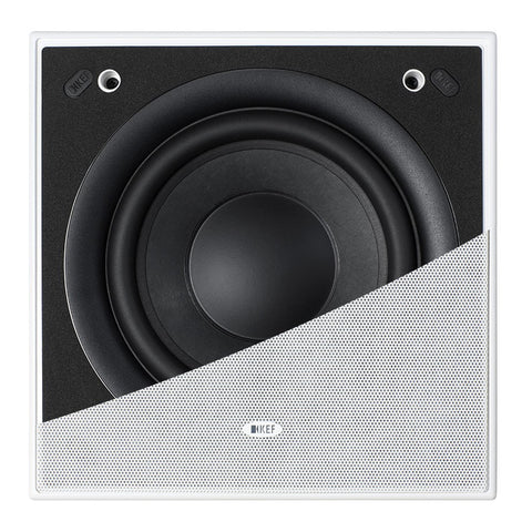 "KEF Ci200QSb THX 8"" Subwoofer Pair"